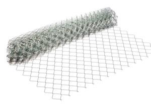 Плетеная сетка в рулоне