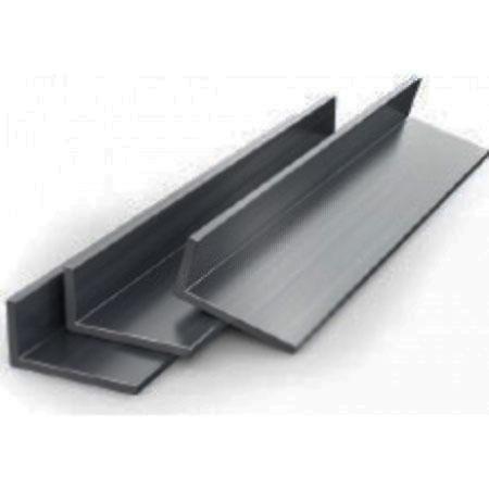 Уголок неравнополочный стальной 125х80х10